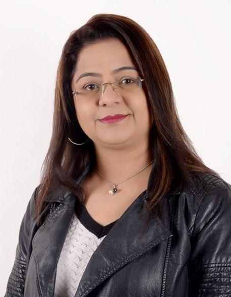 Komal J Sharma