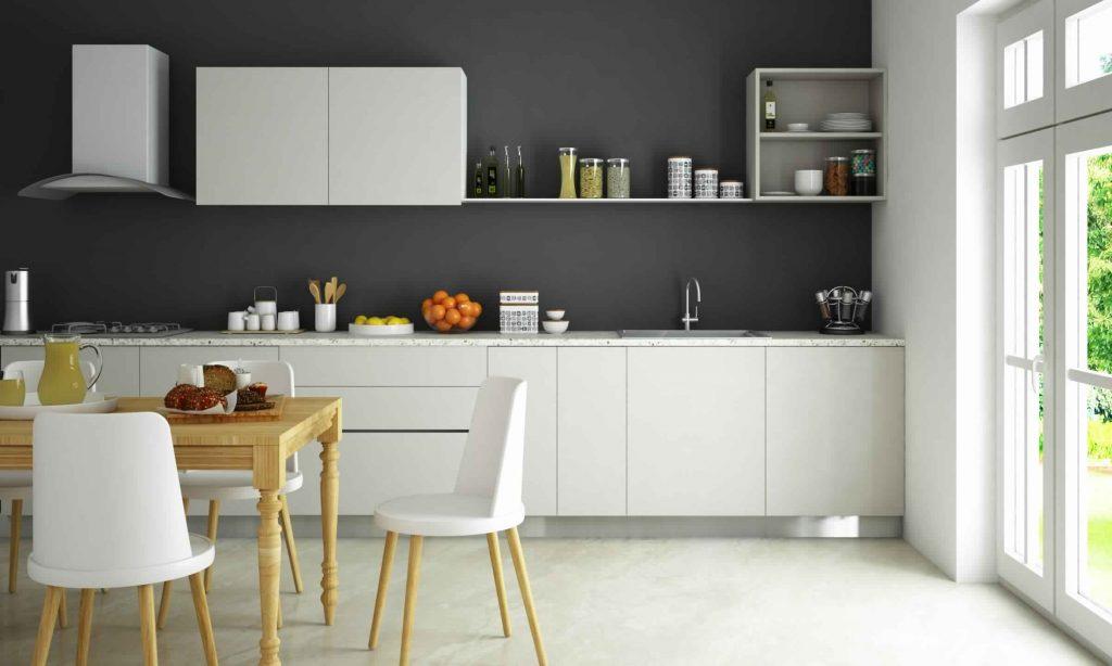 Modular kitchen straight Interior Decorators in Delhi- NCR