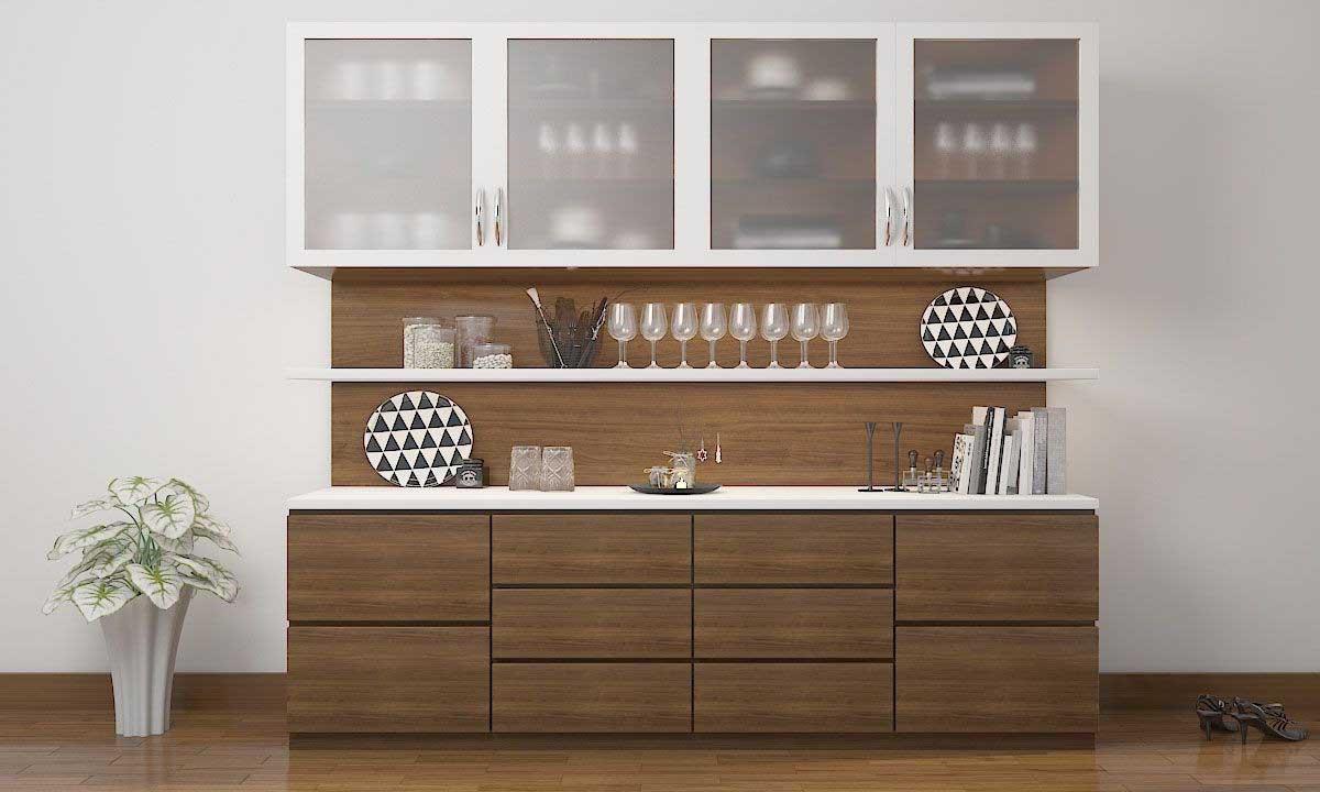 Living Room Crockery Unit Bertucci Decor Prossimo